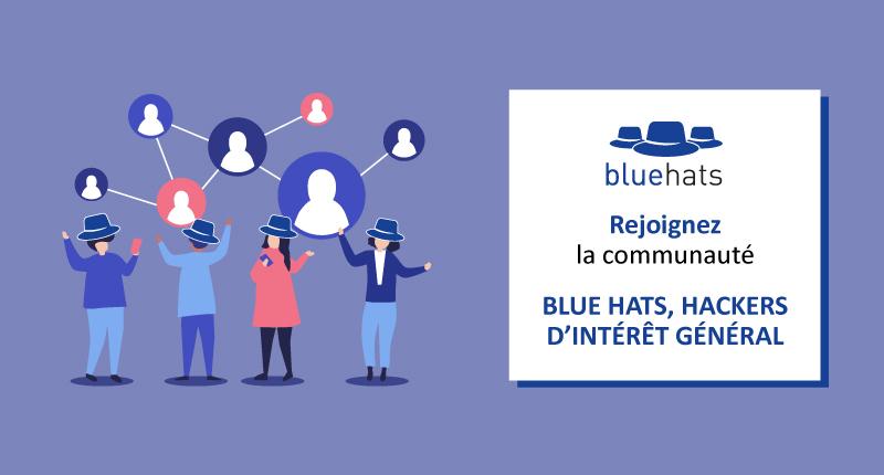 Blue Hats, hackers d'intérêt général